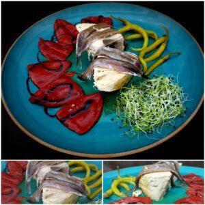 ensalada de bonito destilería capone restaurante zaragoza